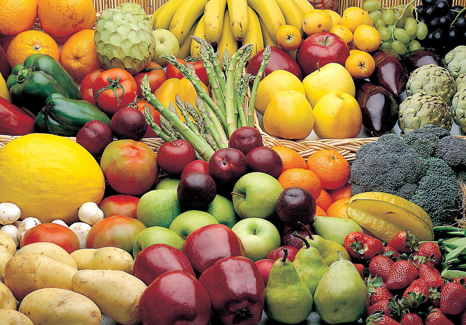 Andalucía batió el récord de exportaciones en frutas y hortalizas en el primer semestre de 2021