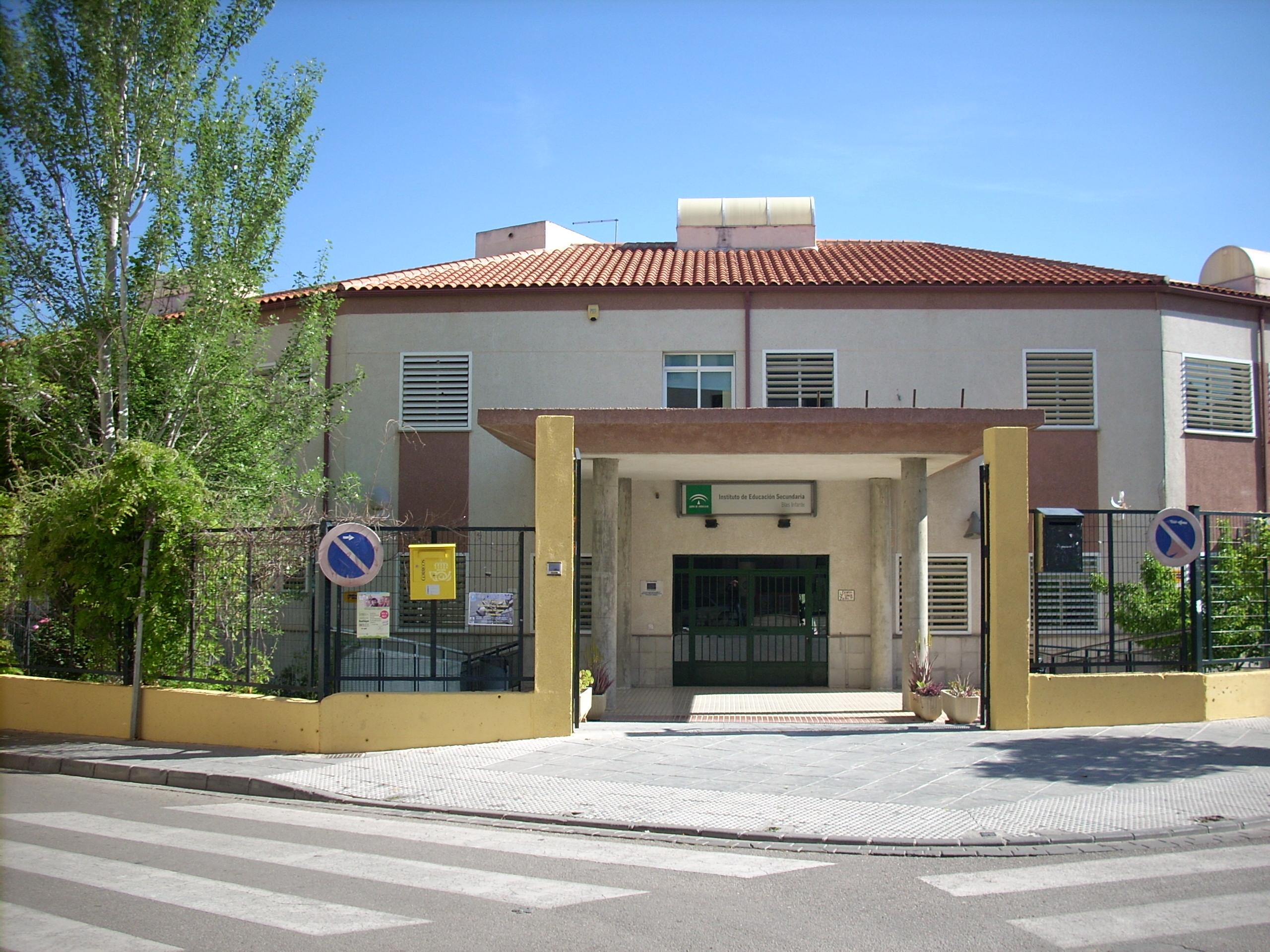 La ampliación del IES Blas Infante de Ogíjares incorporará Bachillerato