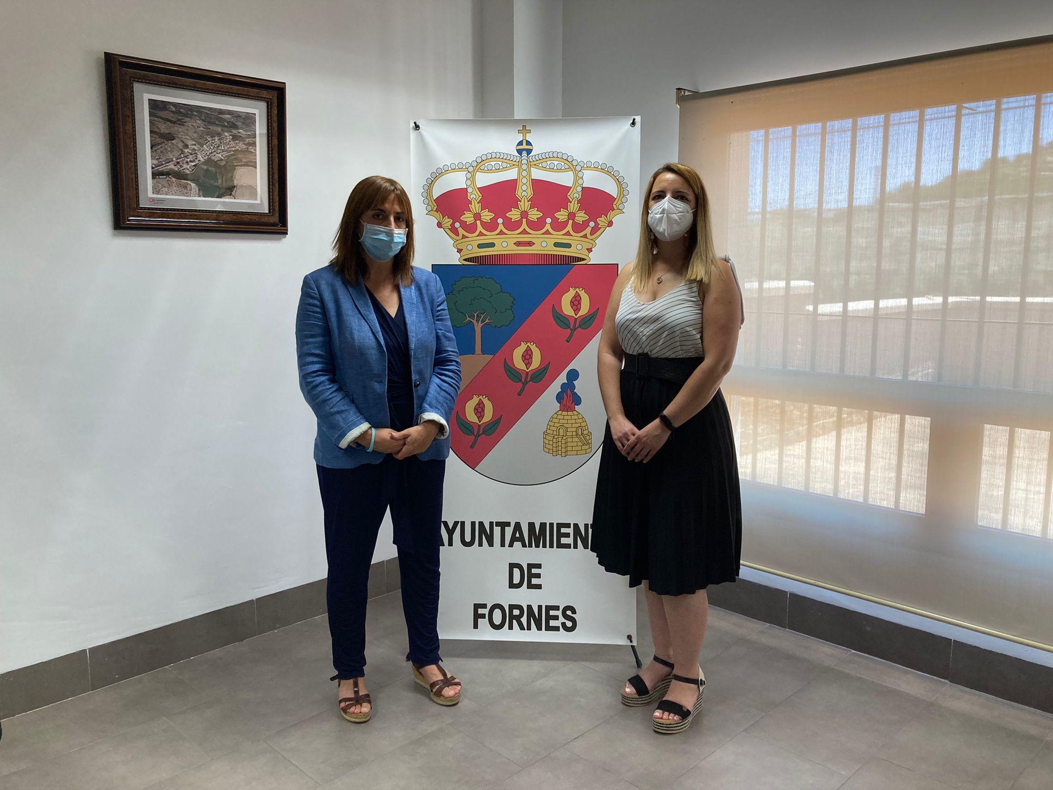 Diputación atendió a más de 240 personas en Fornes a través del Servicio de Información, Valoración y Asesoramiento