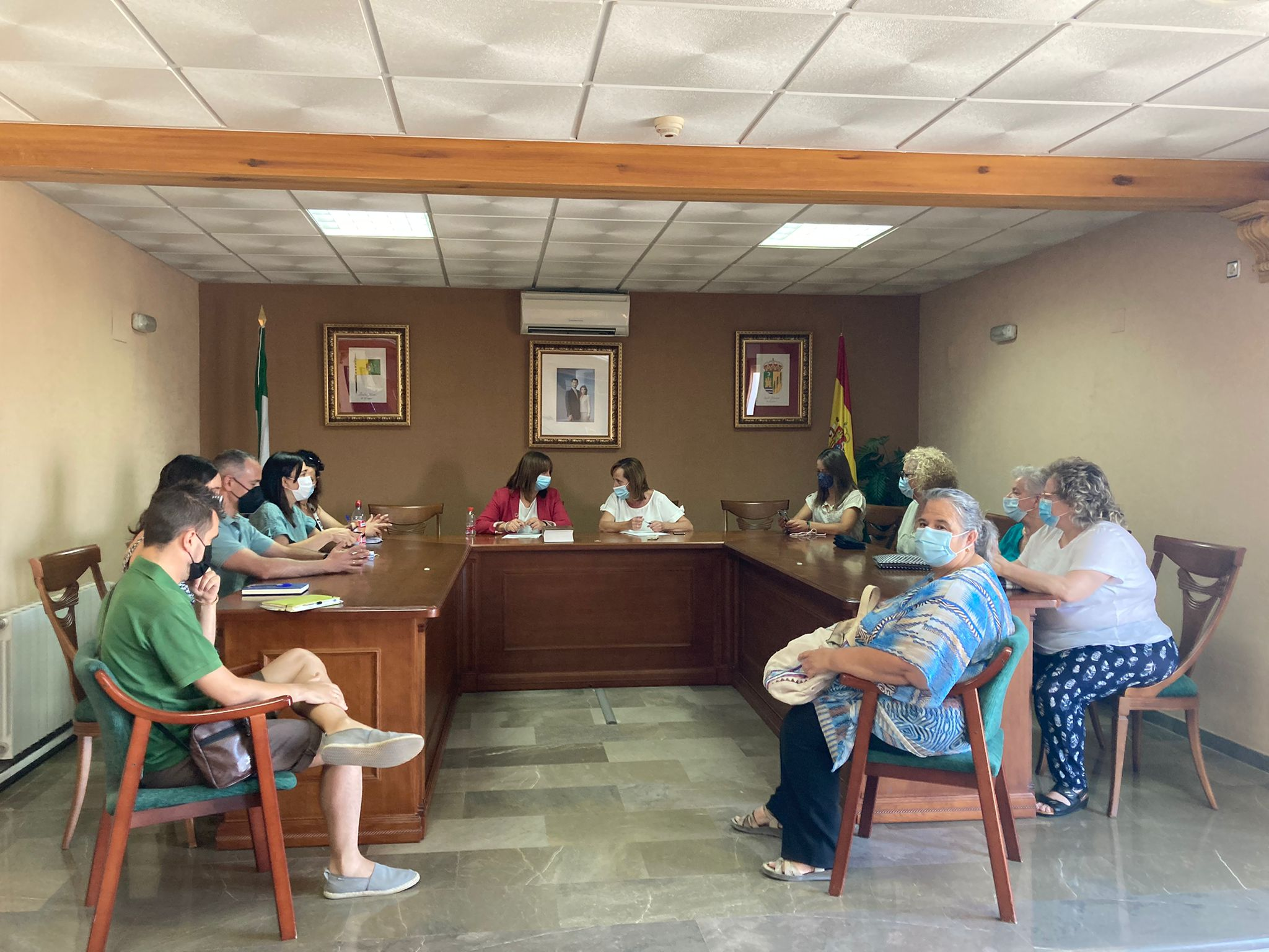Diputación destina más de 400.000 euros a programas sociales en Láchar