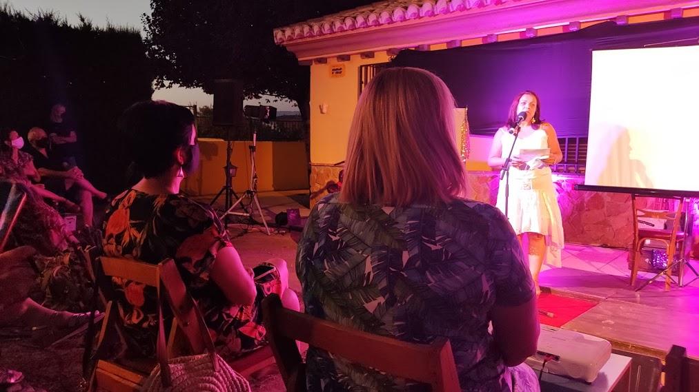 Más de 120 mujeres de La Zubia participan en los III Encuentros en el Jardín del Centro de Igualdad