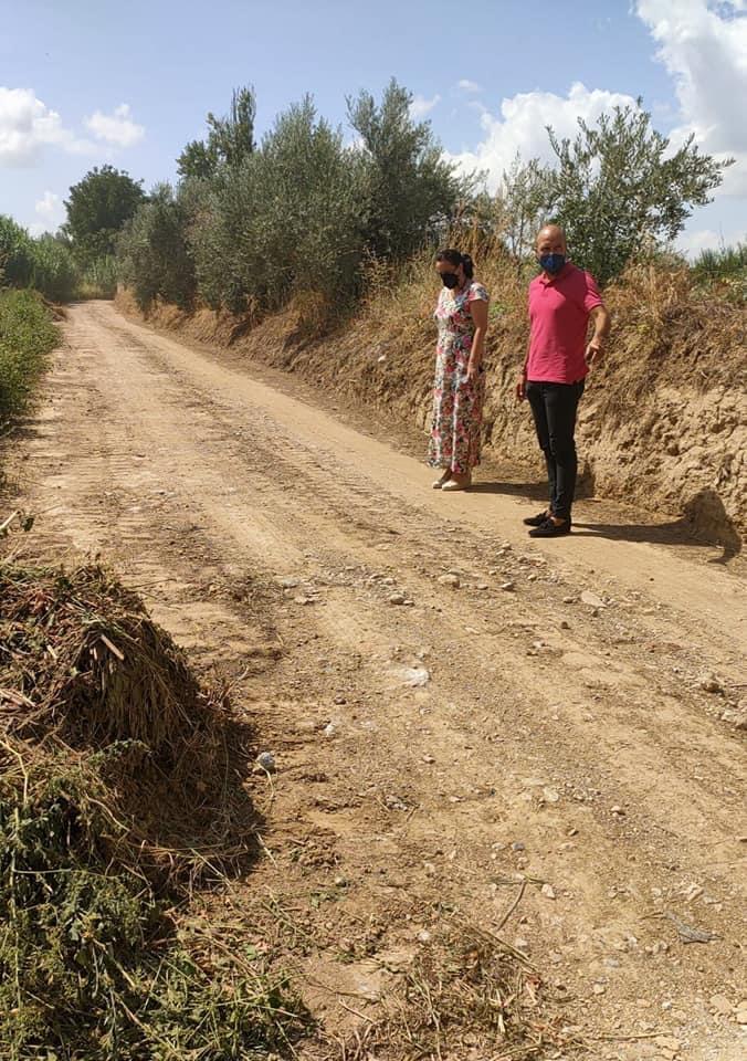 Otura destinará 120.000 euros a arreglar todos sus caminos rurales dañados por la DANA de 2019