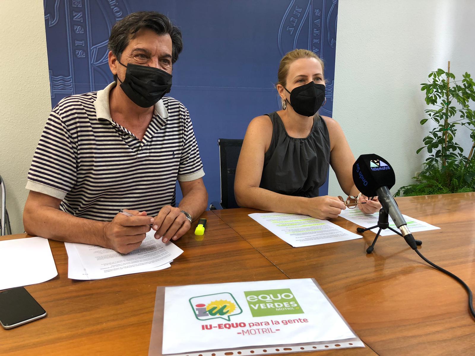 IU-Equo califica de chapuza la gestión municipal de Luisa García Chamorro