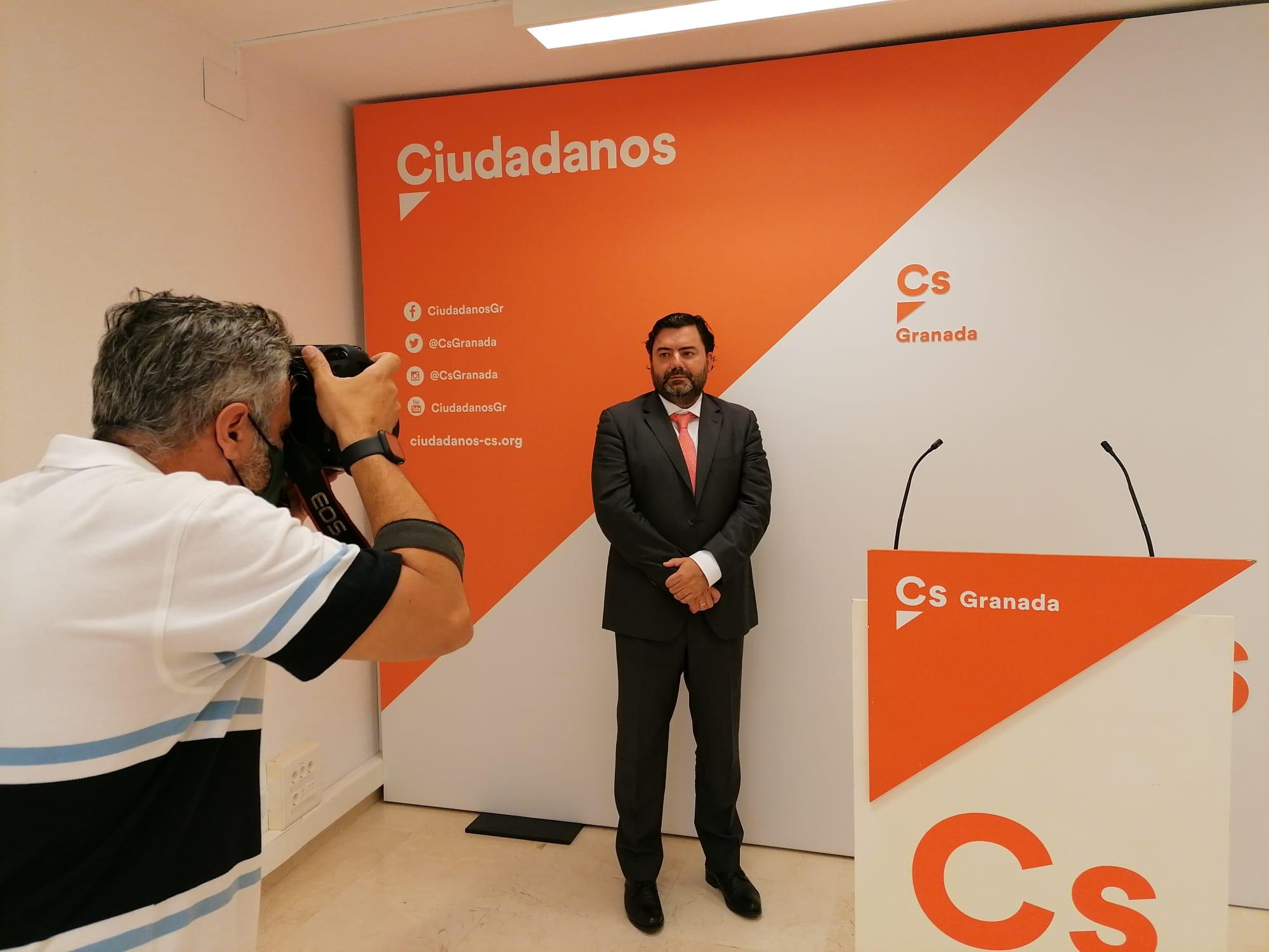 """López-Sidro: """"El Gobierno de Cs en la Junta consigue que más de 100 ayuntamientos alivien sus deudas para facilitar la recuperación económica"""""""