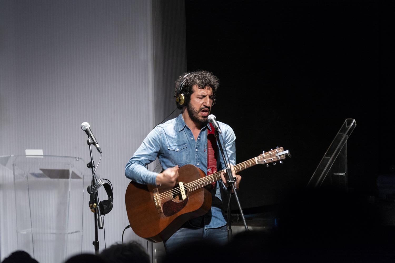 El cantautor Marwan abrirá el XVIII Festival Internacional 'Poesía en el Laurel' de La Zubia