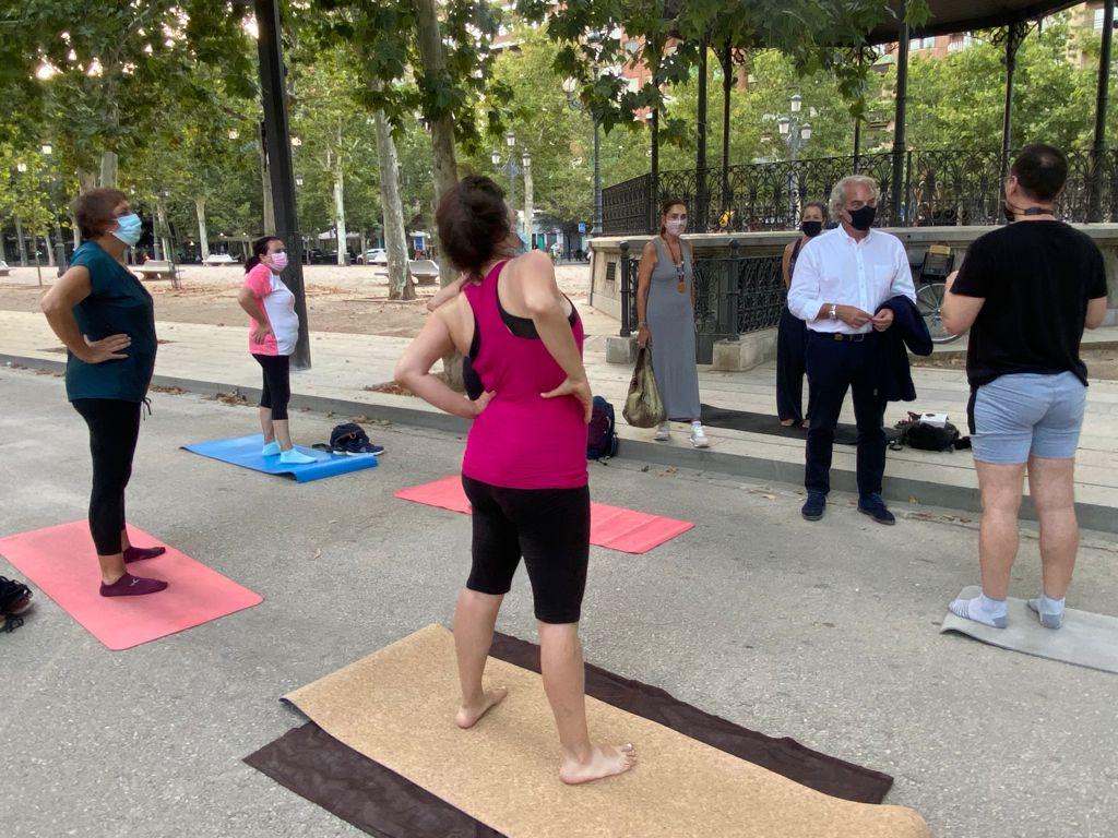 El Ayuntamiento ofrece actividades deportivas gratuitas para practicar deporte en la calle