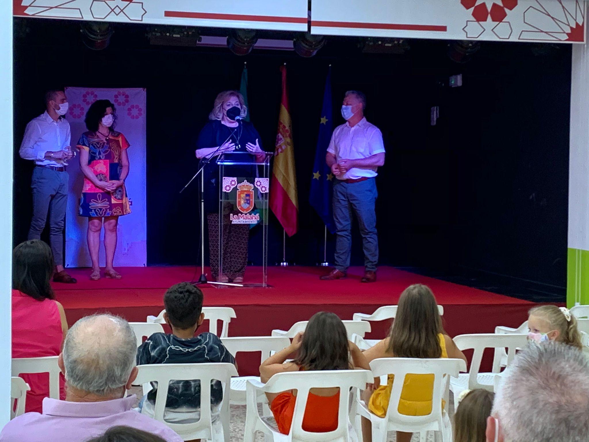 Inaugurado el centro cultural de La Malahá tras su remodelación