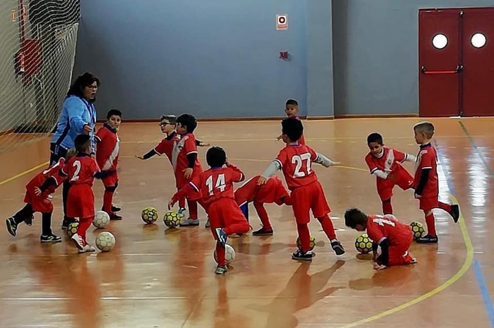 Más de 2.000 vecinos de La Zubia participarán en alguna de las 22 escuelas deportivas municipales
