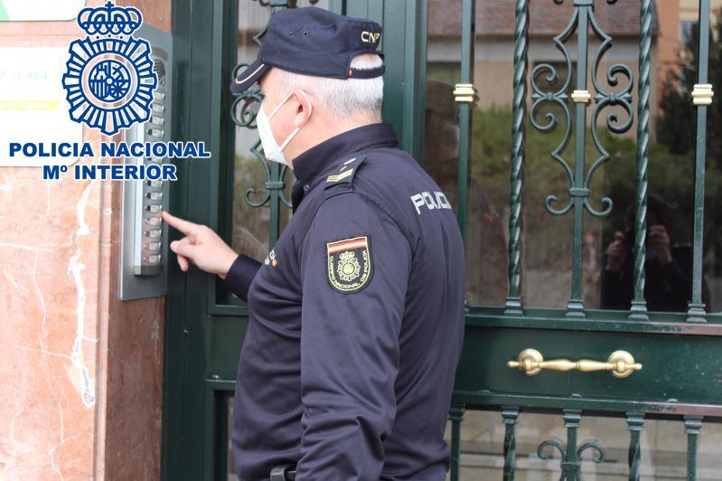 Detenido el presunto estafador que se habría apropiado de 11.000 euros del contrato de arras en la venta de un piso