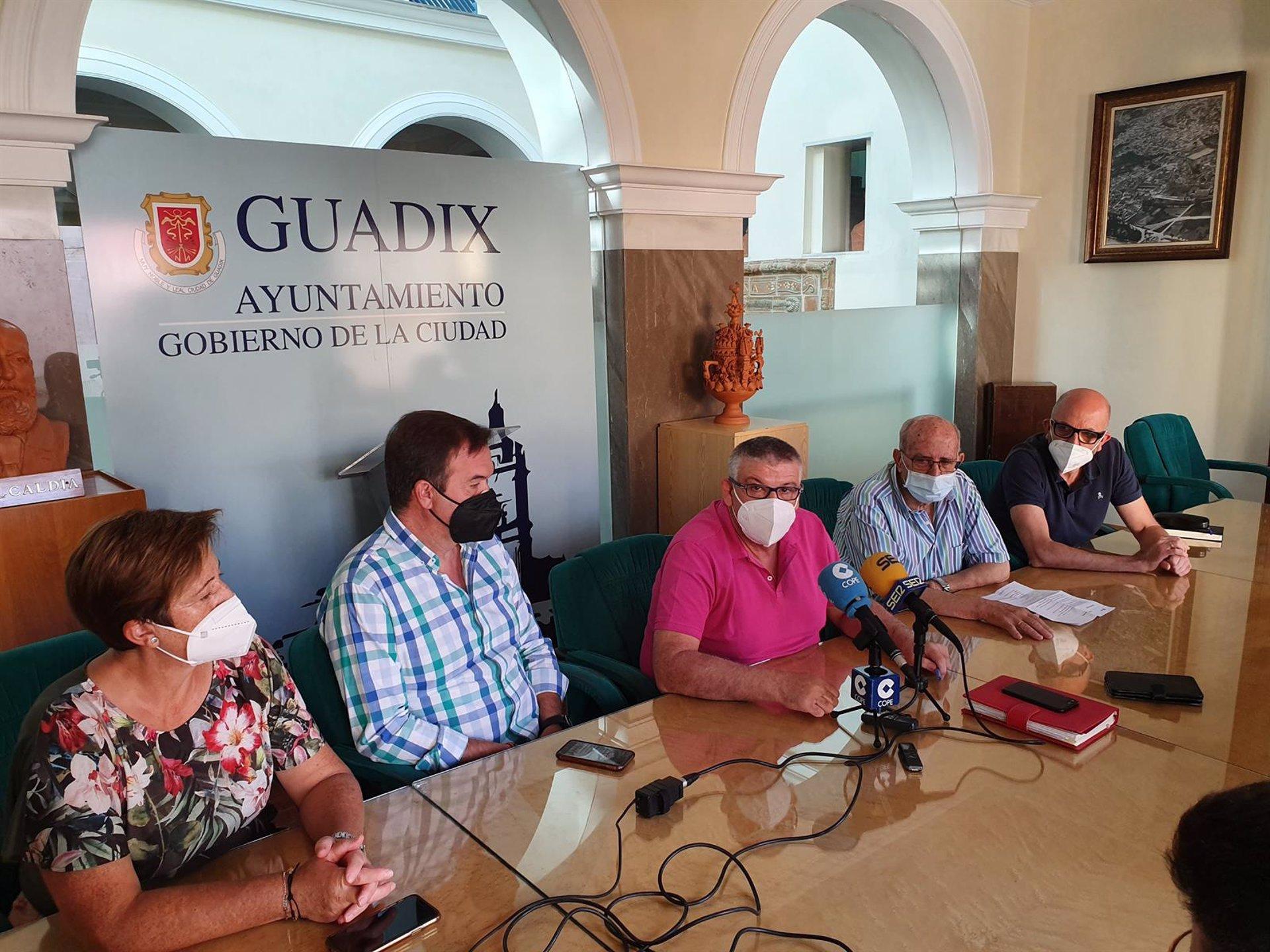 La Hermandad del Cascamorras de Guadix homenajeará al personal que lucha contra la pandemia