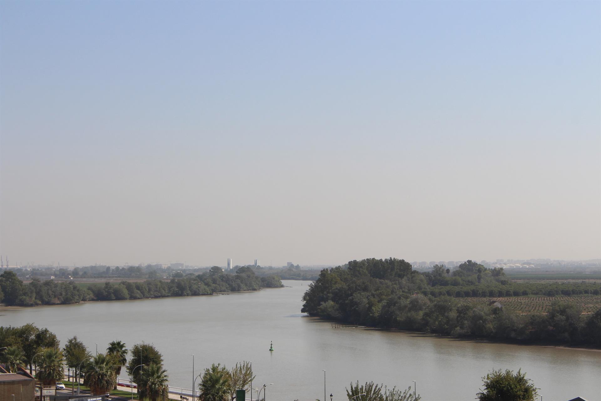 Los embalses del Guadalquivir se mantienen al 31,17% de su capacidad y los de la Cuenca Mediterránea bajan al 43,18%