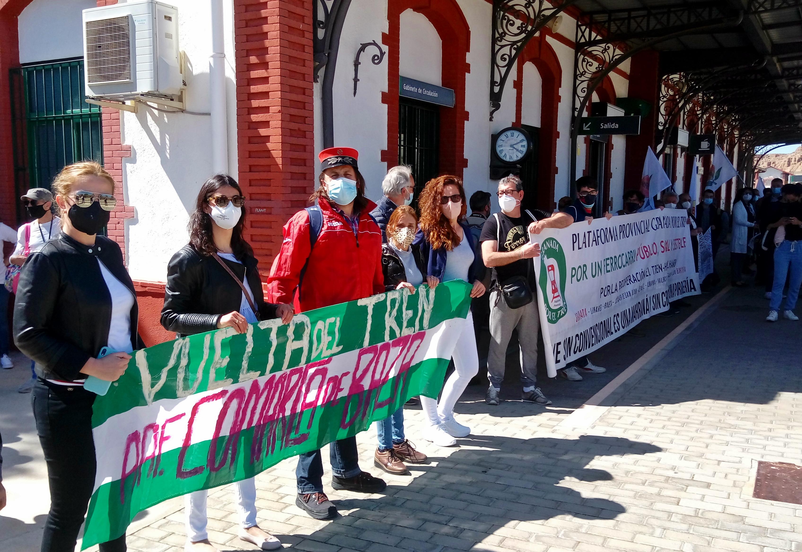 La España Vaciada reclama al Gobierno inversión en tren convencional contra el cambio climático y la despoblación