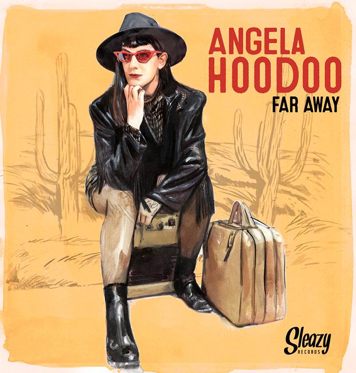 """Ángela Hoodoo presenta tráiler de """"Far Away"""", single adelanto del álbum """"Coyote»"""