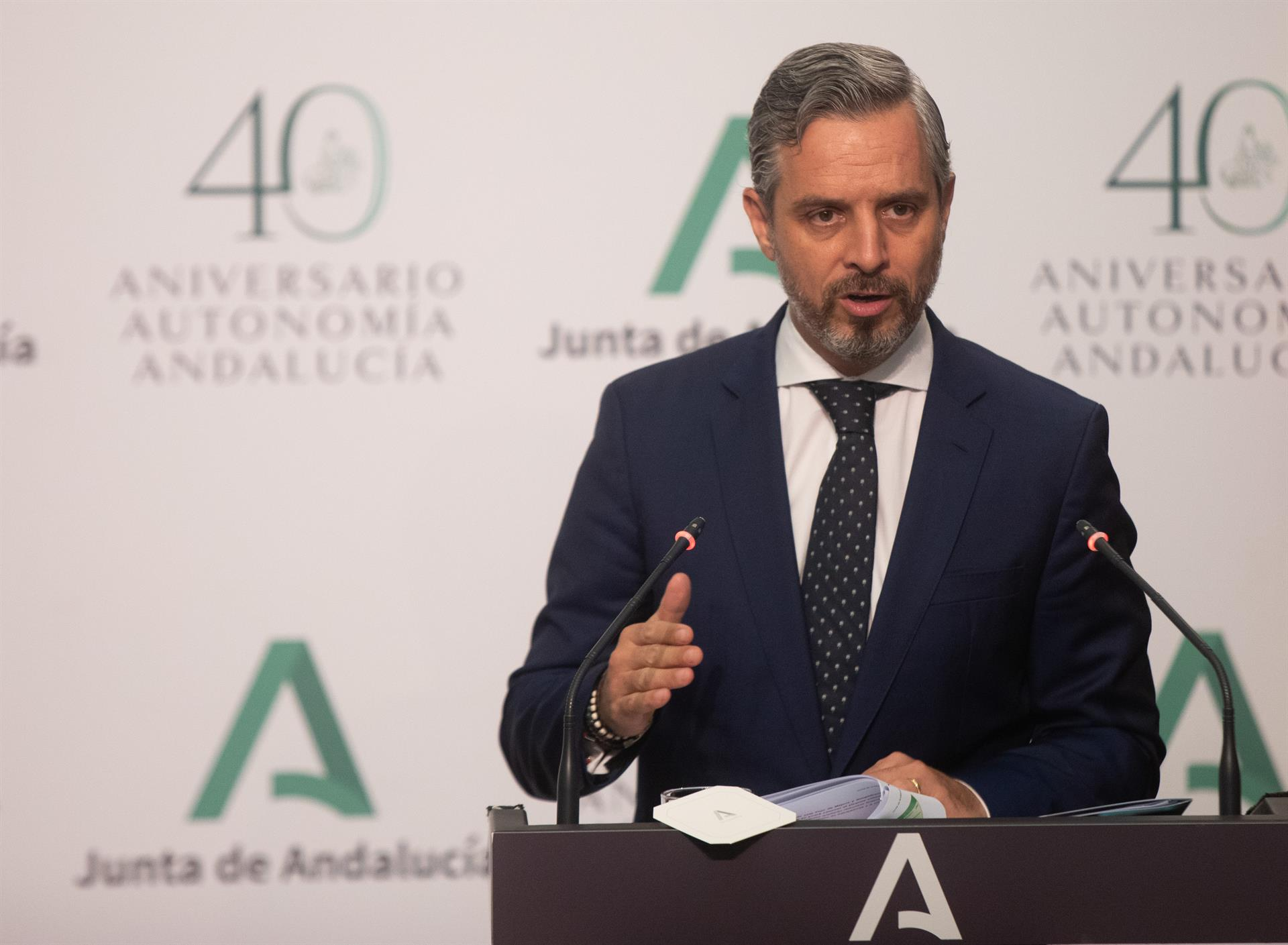 La Junta, preocupada por «el retraso» del Gobierno en ejecución de los Next Generation y «la ausencia» de cogobernanza