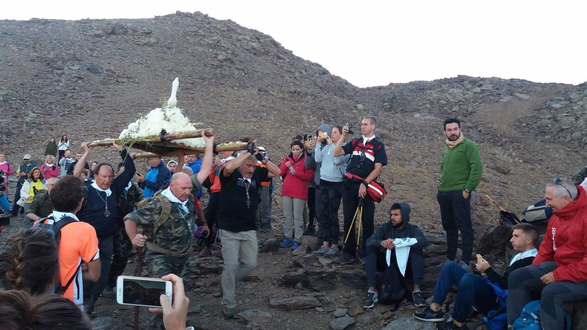 Trevélez y Monachil programan actividades por la Virgen de las Nieves, este año sin romerías