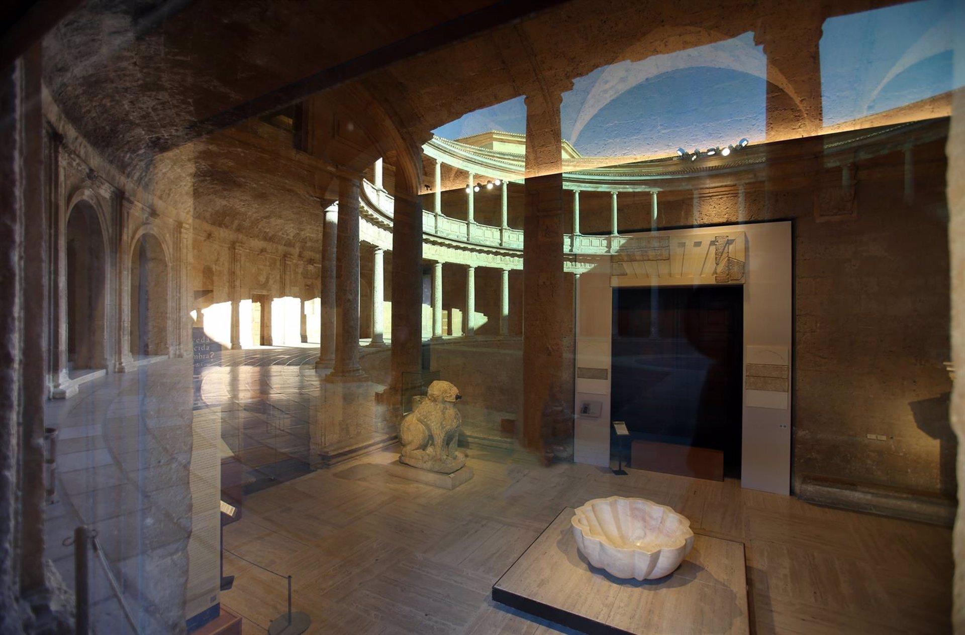 El Museo de la Alhambra sumó en el primer semestre más de 43.000 visitantes, casi la mitad en junio