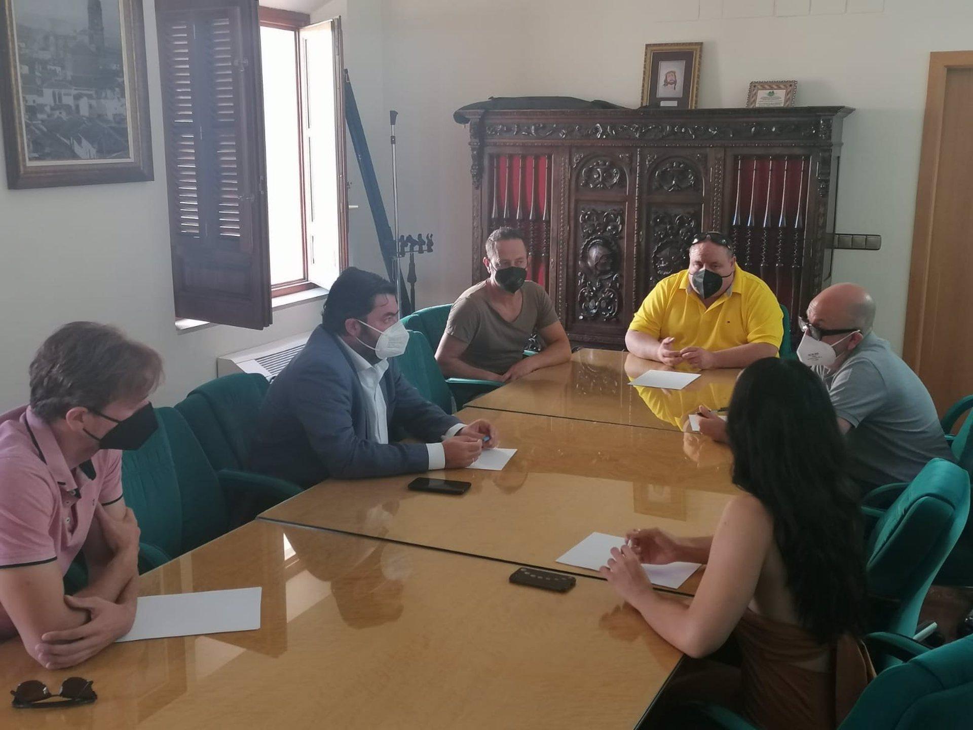 López-Sidro resalta que «los municipios granadinos están en el centro de las políticas liberales» de Cs