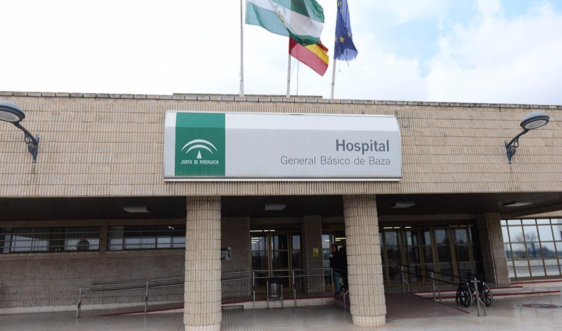 Cinco positivos en una residencia de Baza, con un hospitalizado por patologías previas