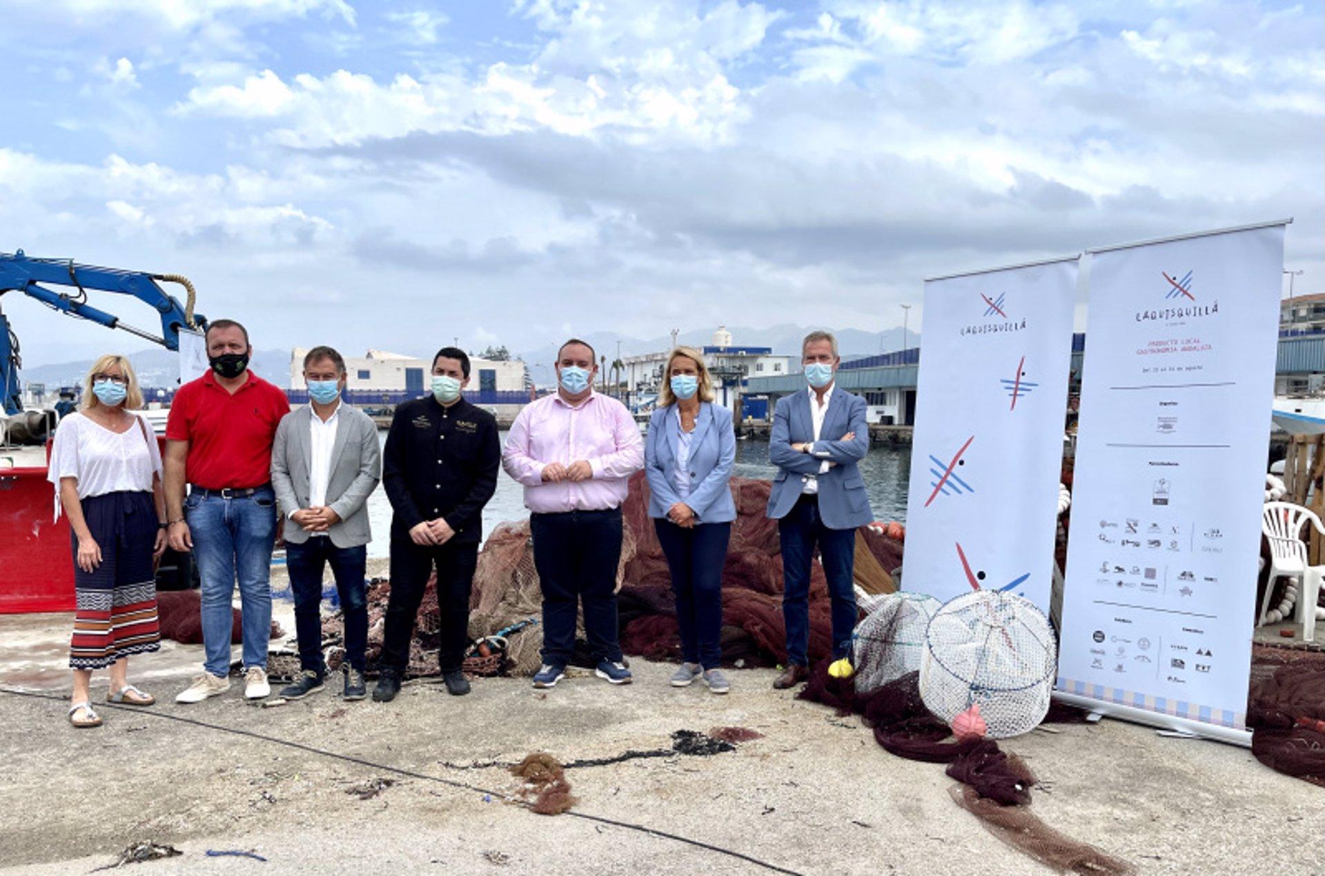 La Quisquillá despliega actividades en apoyo al consumo de pescado y marisco de Motril