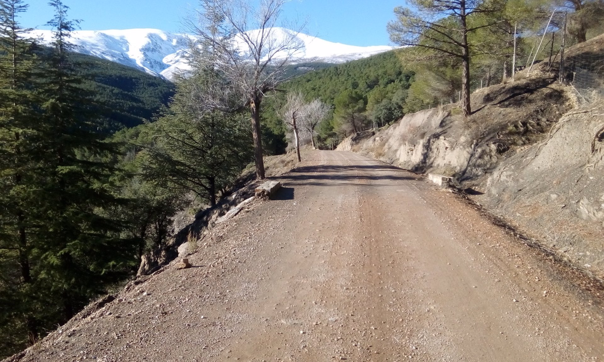 Jerez del Marquesado contará con una ruta de los canales en el entorno del Parque Natural de Sierra Nevada
