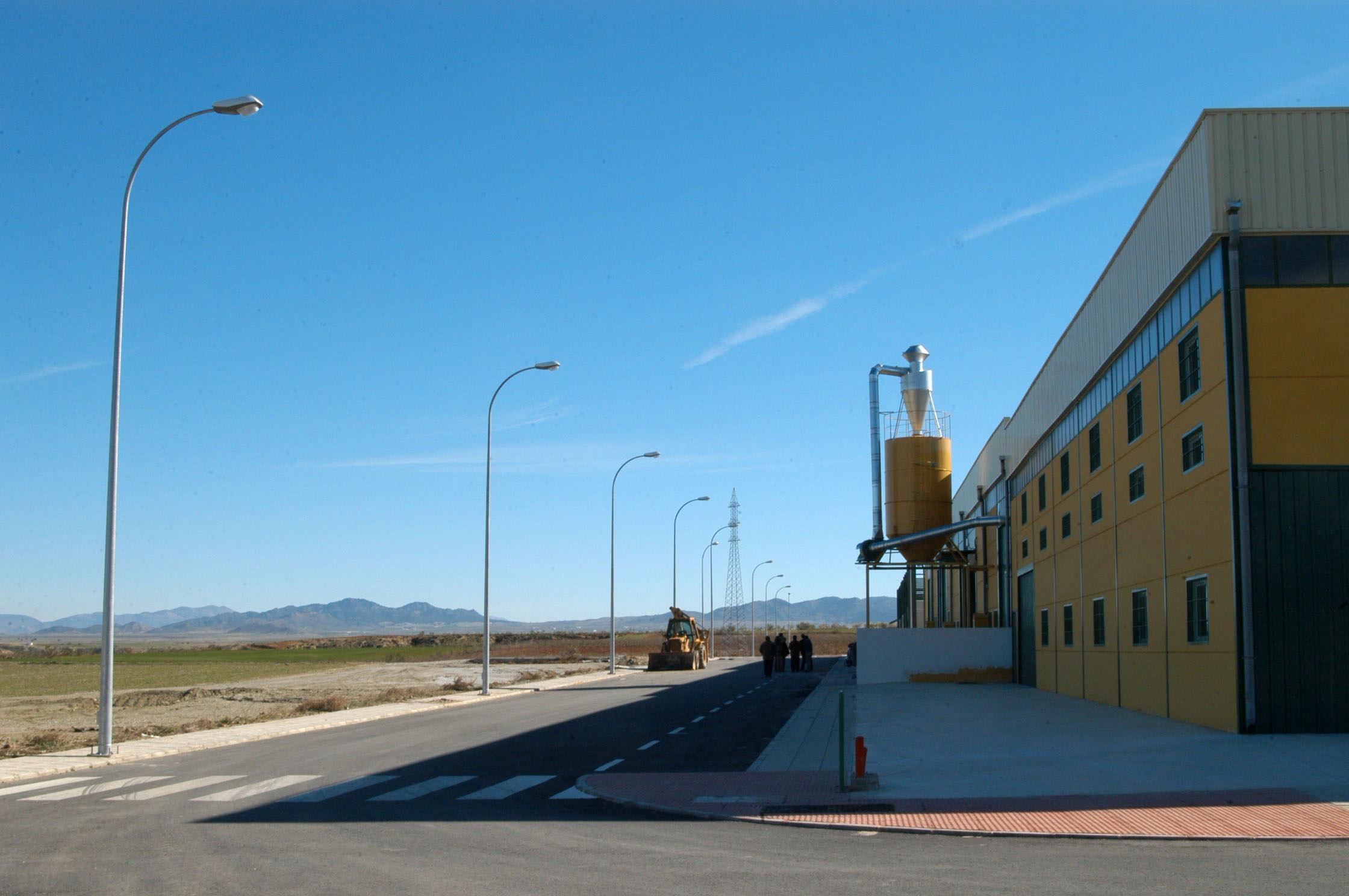 Diputaciónmejorará 22 polígonos industriales de la provincia con una inversión de 1,7 millones de euros