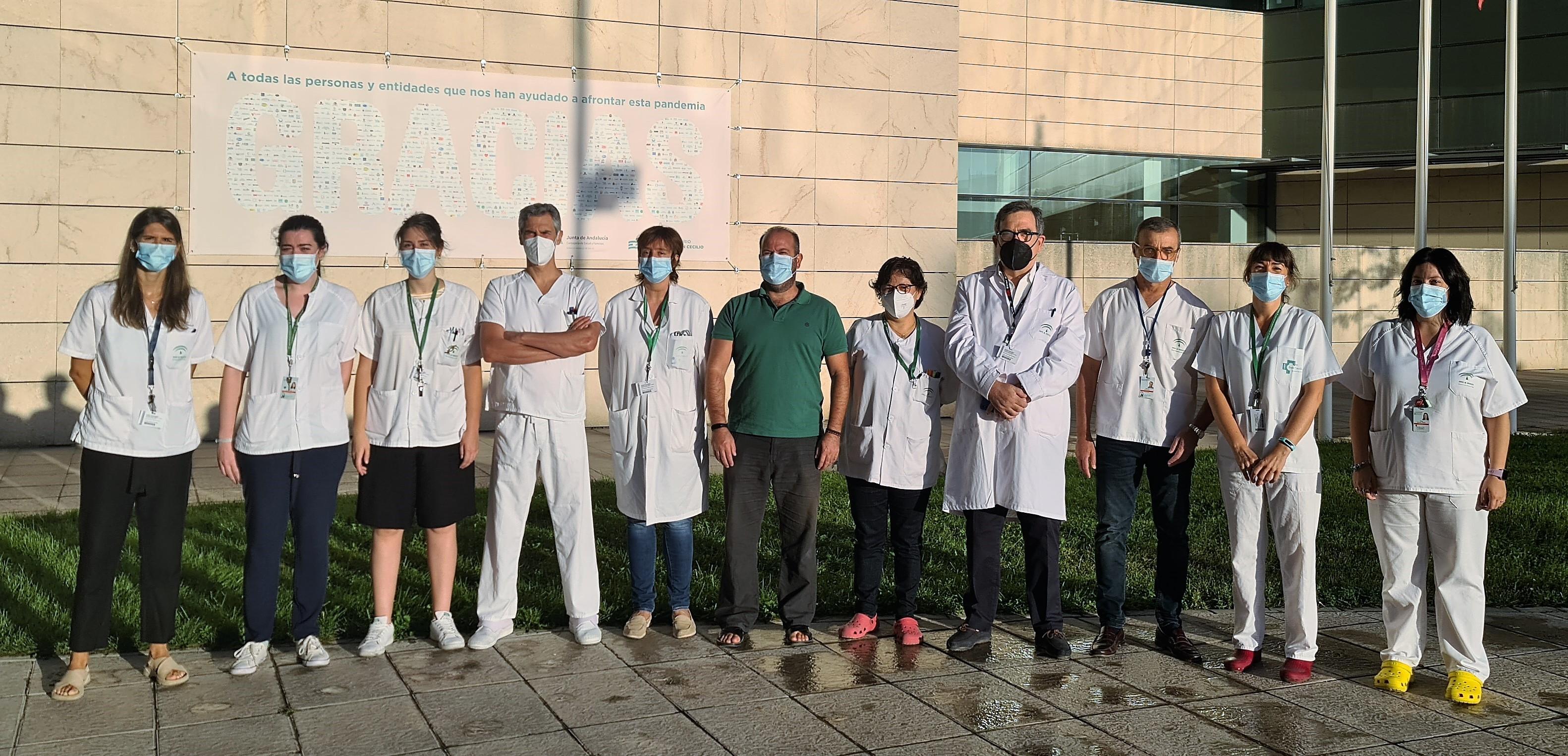 Investigadores del Clínico San Cecilio se incorporan a la nueva área de Enfermedades Infecciosas del CIBER del Instituto de Salud Carlos III