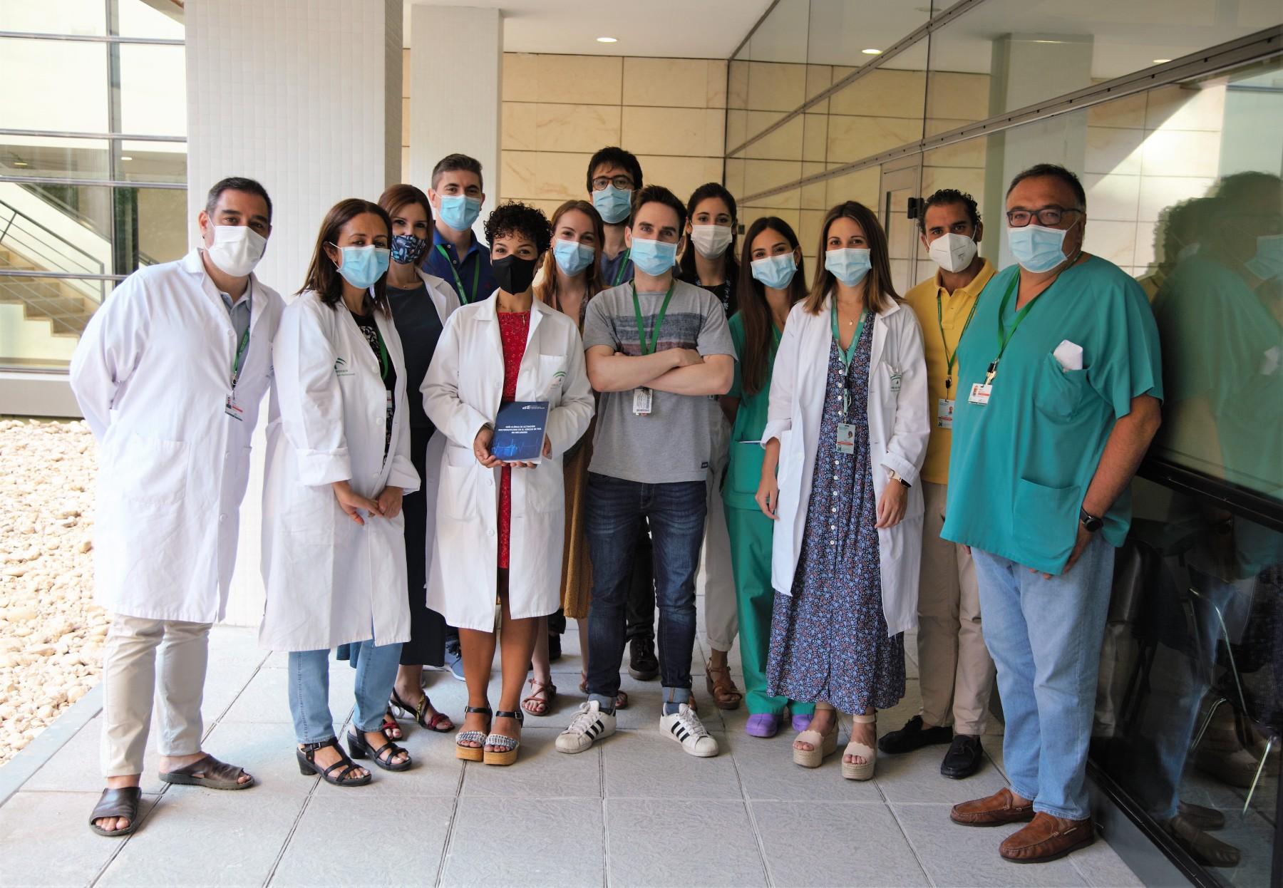El Clínico San Cecilio edita una guía de actuación multidisciplinar en el cáncer de piel no melanoma