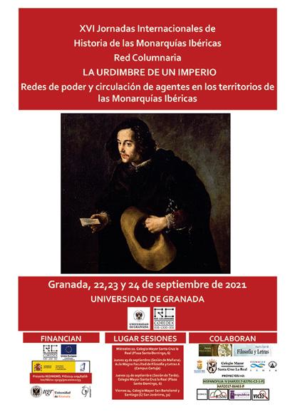 La UGR organiza las XVI Jornadas Internacionales de Historia de las Monarquías Ibéricas