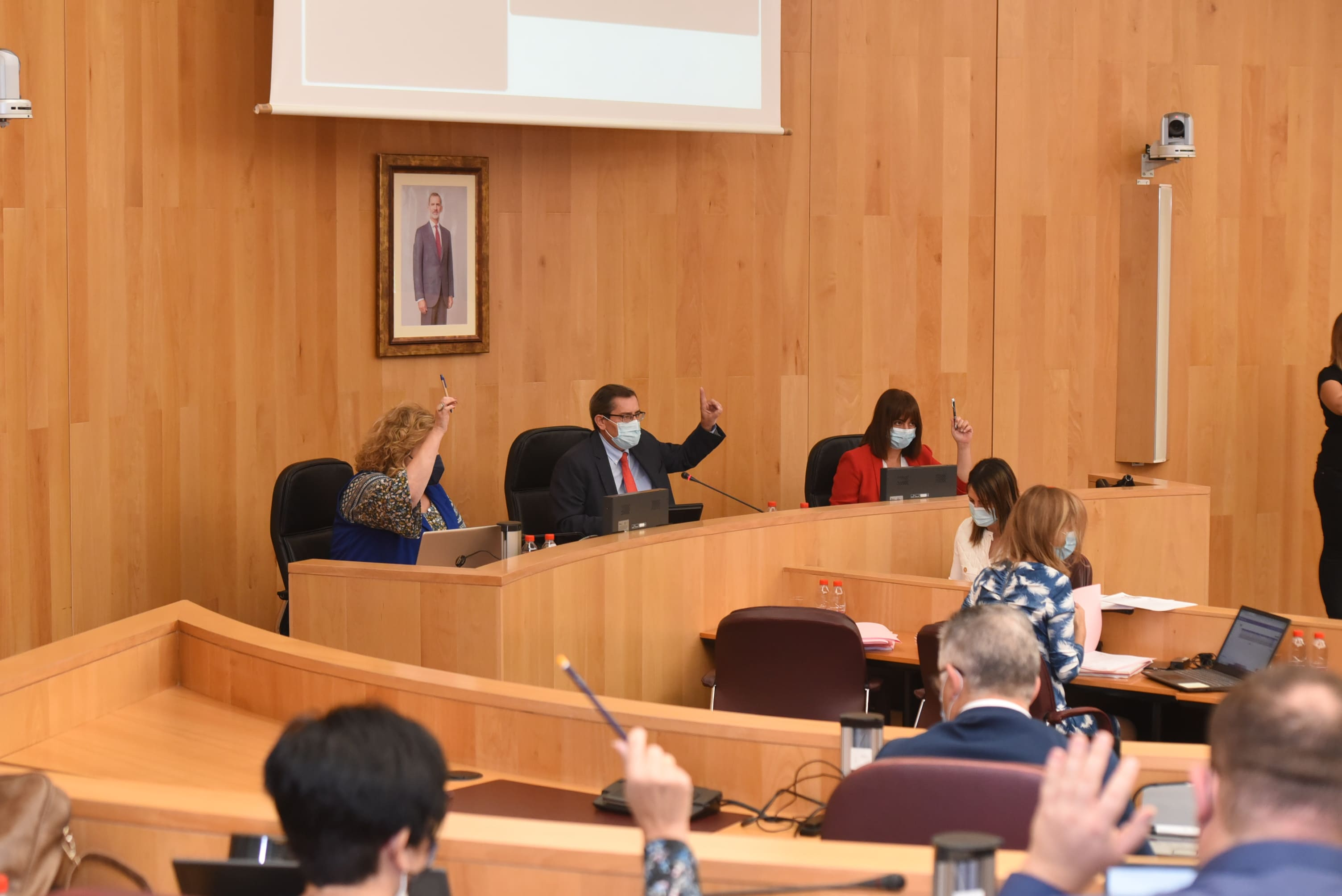 Diputación aprueba destinar fondos para digitalizar el archivo provincial