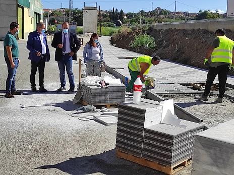 Administración Local destina más de 82.500 euros a obras del PFEA en Benalúa de Guadix
