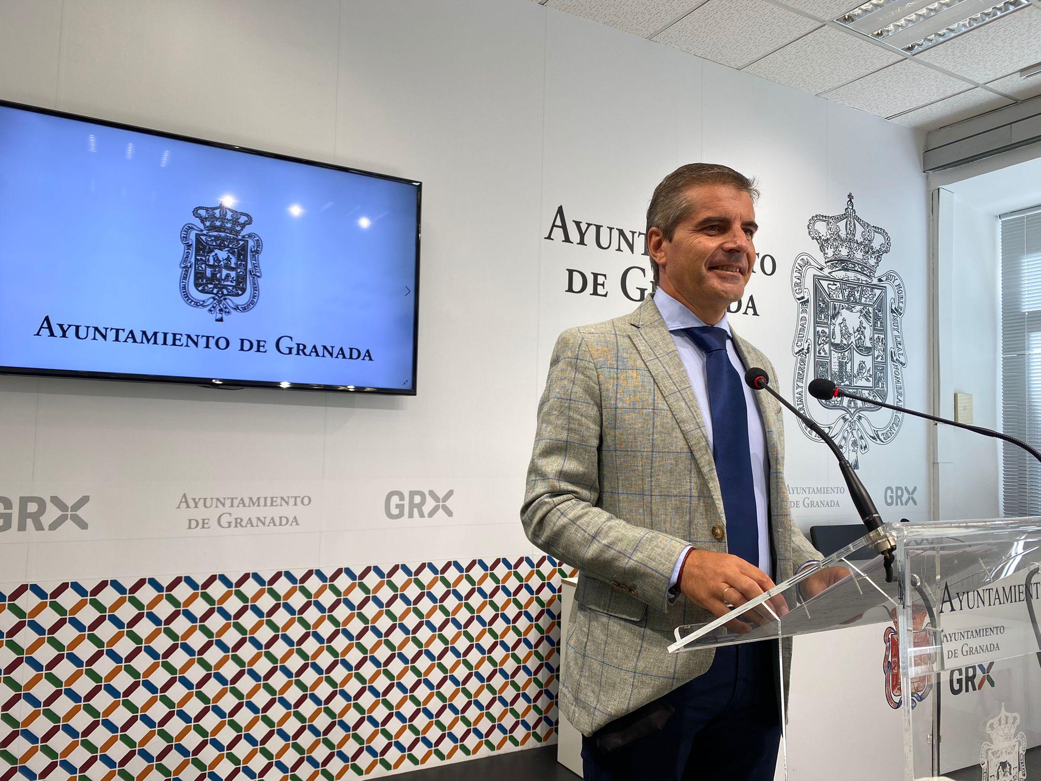 """César Díaz critica la """"desaceleración del Gobierno tránsfuga de Cuenca, enredado en sus líos internos"""""""