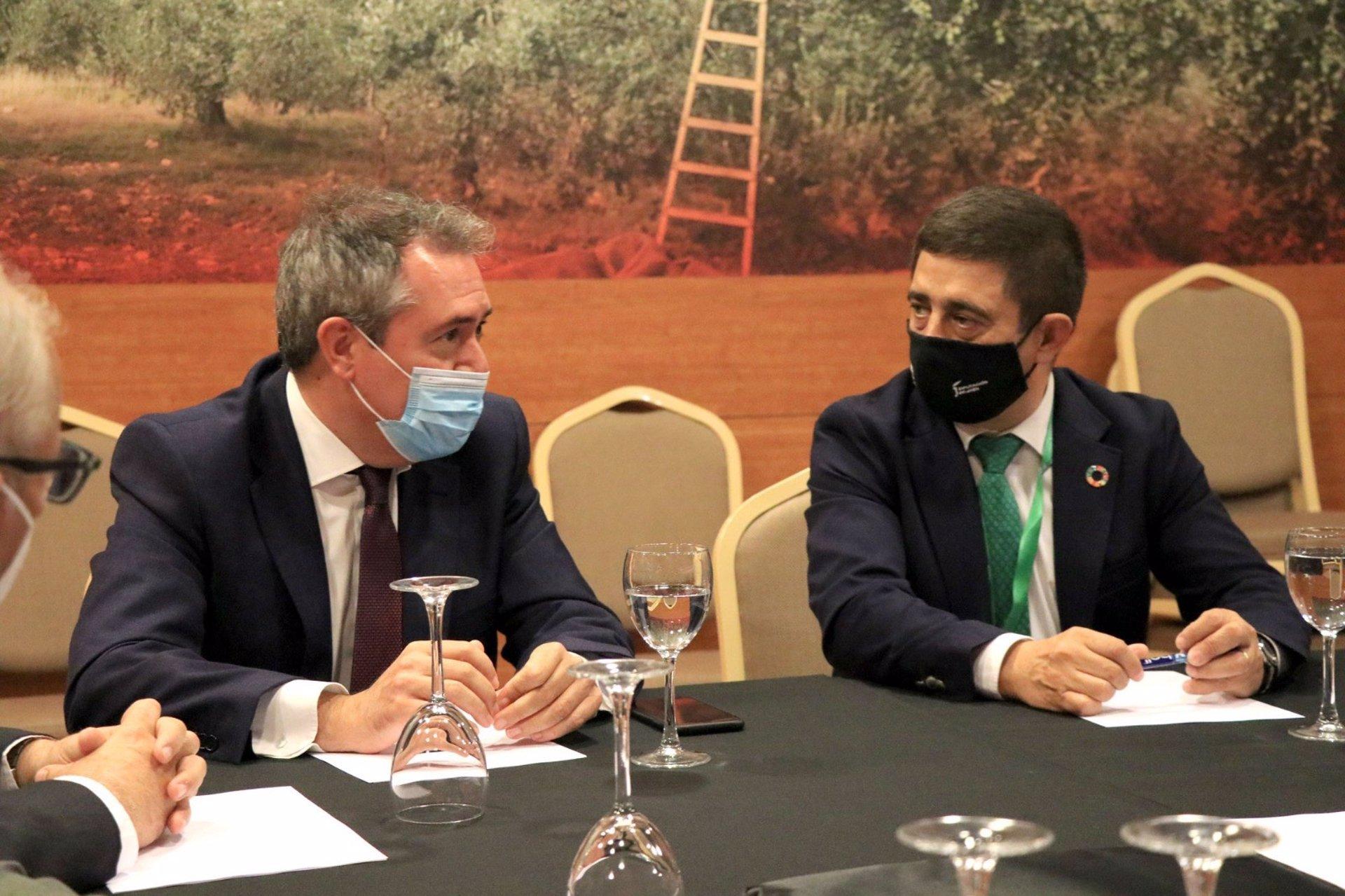 Espadas revela que será el 1 de octubre cuando se reunirá con Moreno con «mano tendida» en torno al Presupuesto de 2022