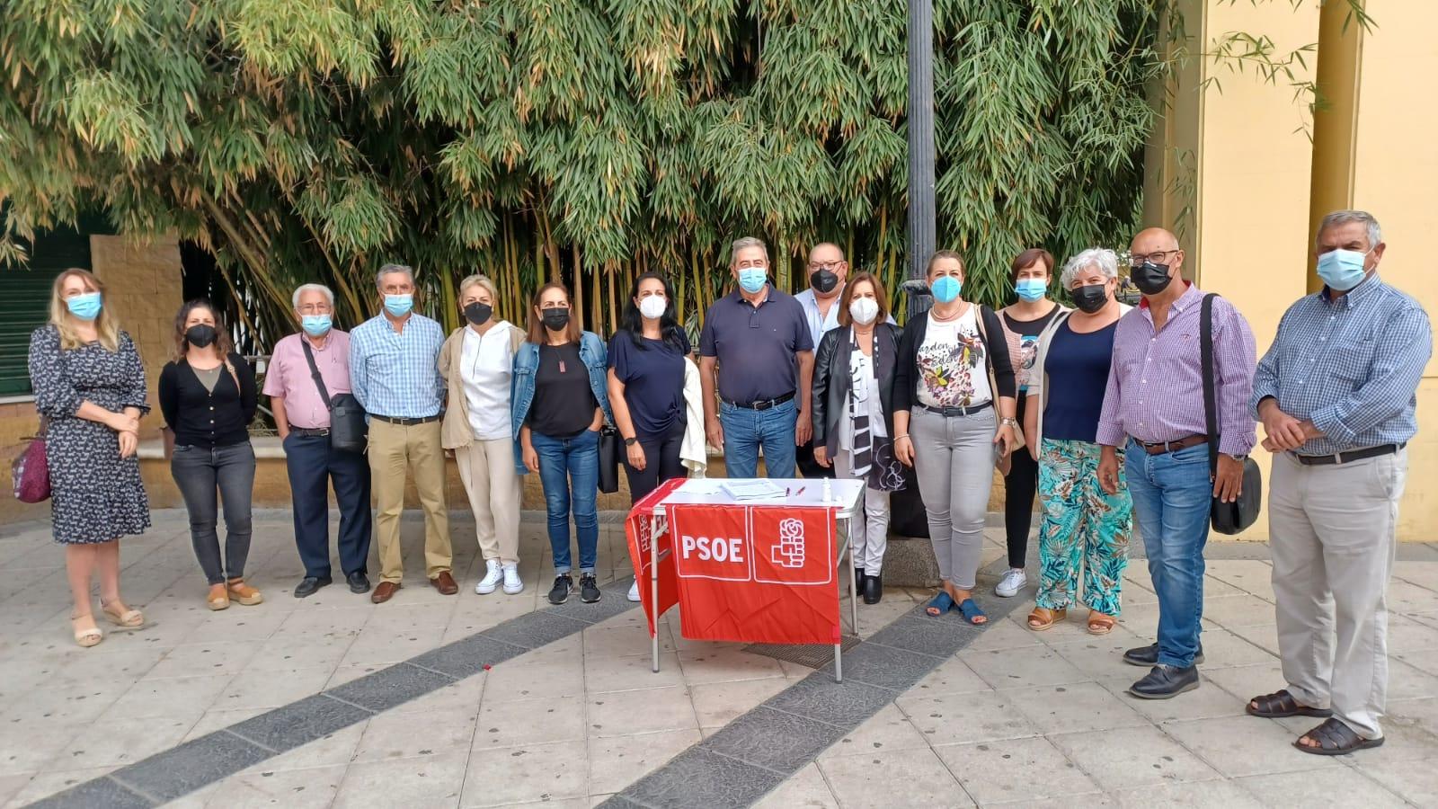 Sánchez Rubio denuncia el desmantelamiento de servicios en el hospital de Guadix por parte de la Junta y exigemás personal y recursos