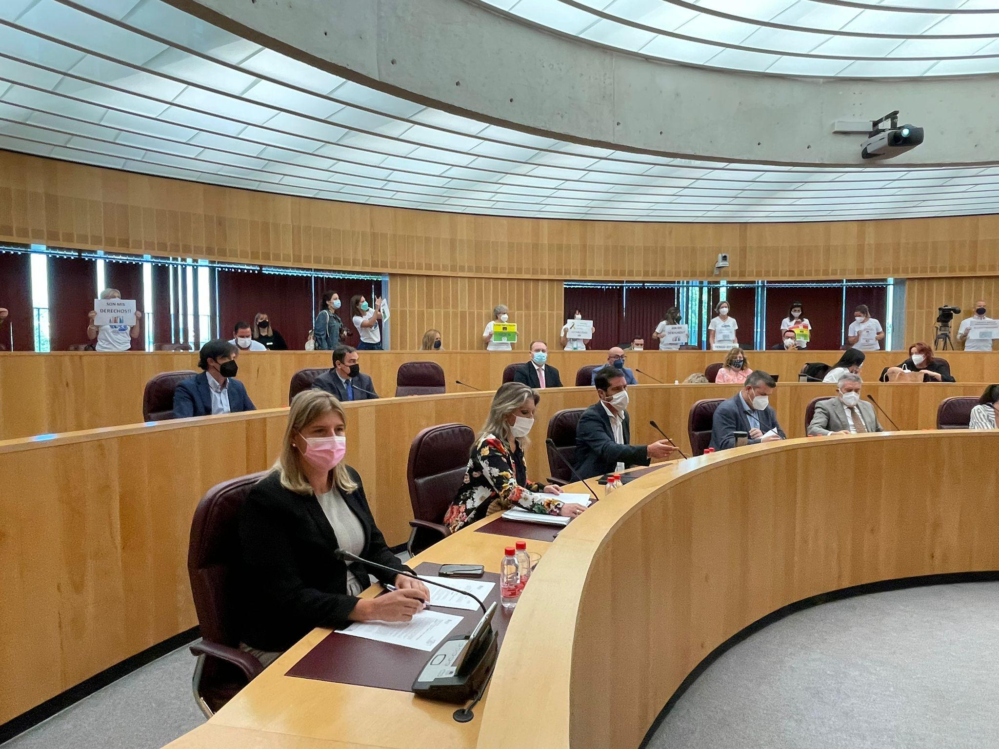 Aprobada la moción del PP en Diputación para poner fin a los problemas de abastecimiento de agua en Trevélez