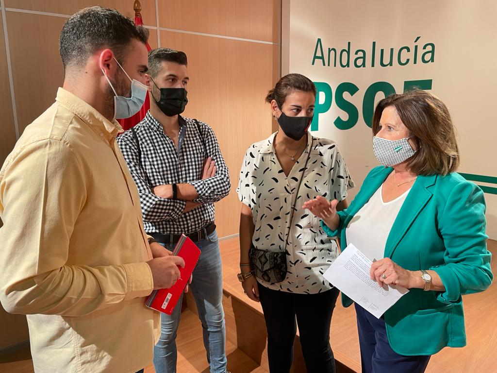 """El PSOE pide a la Junta que acabe con la situación """"insostenible"""" de la atención primaria en Las Gabias y la apertura del consultorio de Híjar"""