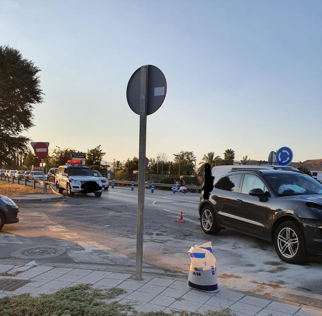 El PP de Vegas de Genil reclama a la Diputación que agilice las obras de la rotonda de acceso al municipio
