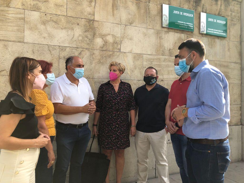 """Alcaldes socialistas de 21 municipios de la provincia denuncian que no han recibido """"ni un euro"""" de ayudas directas de la Junta y reclaman fondos Covid"""