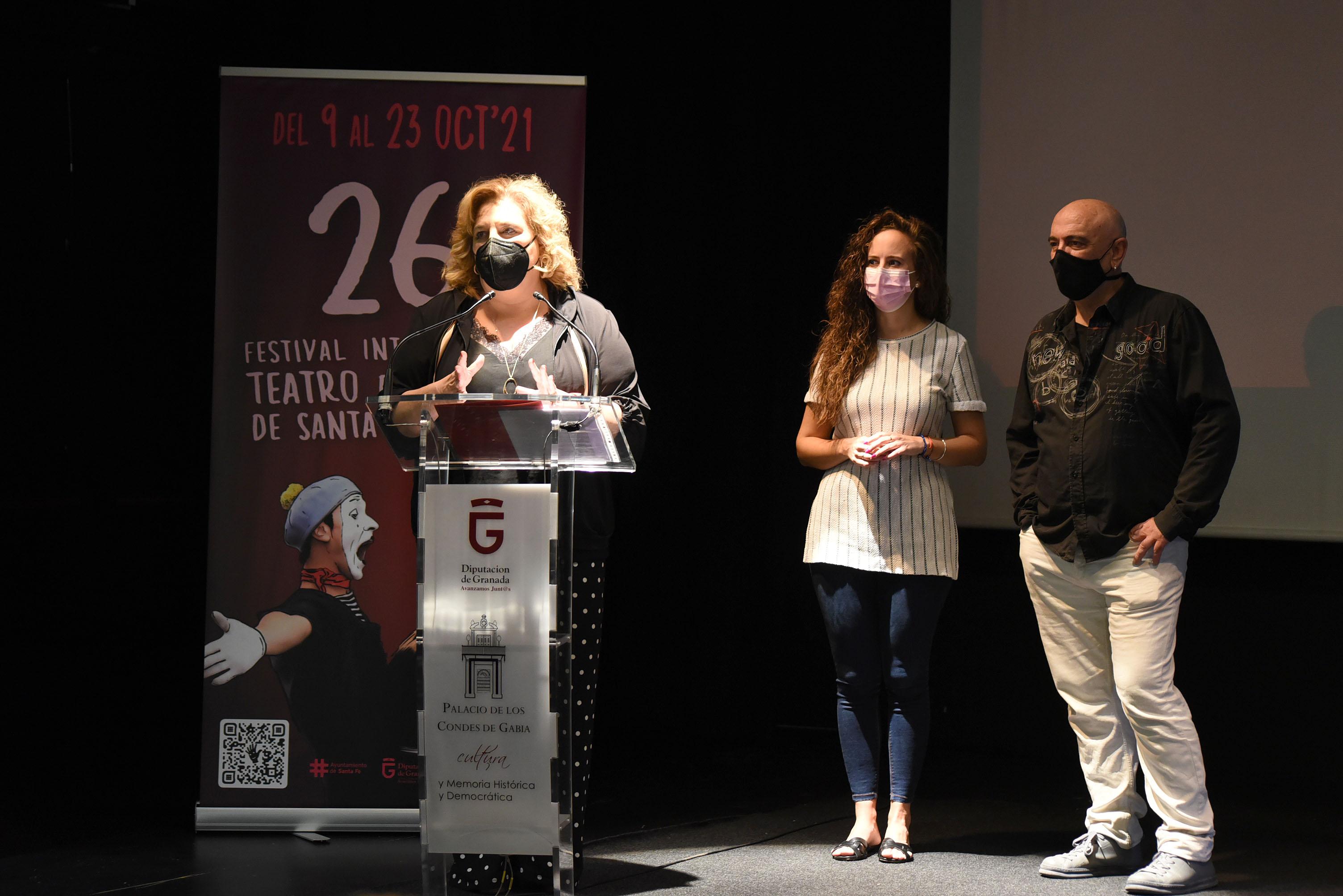 Santa Fe propone un viaje de sensaciones en el regreso de su Festival de Teatro de Humor