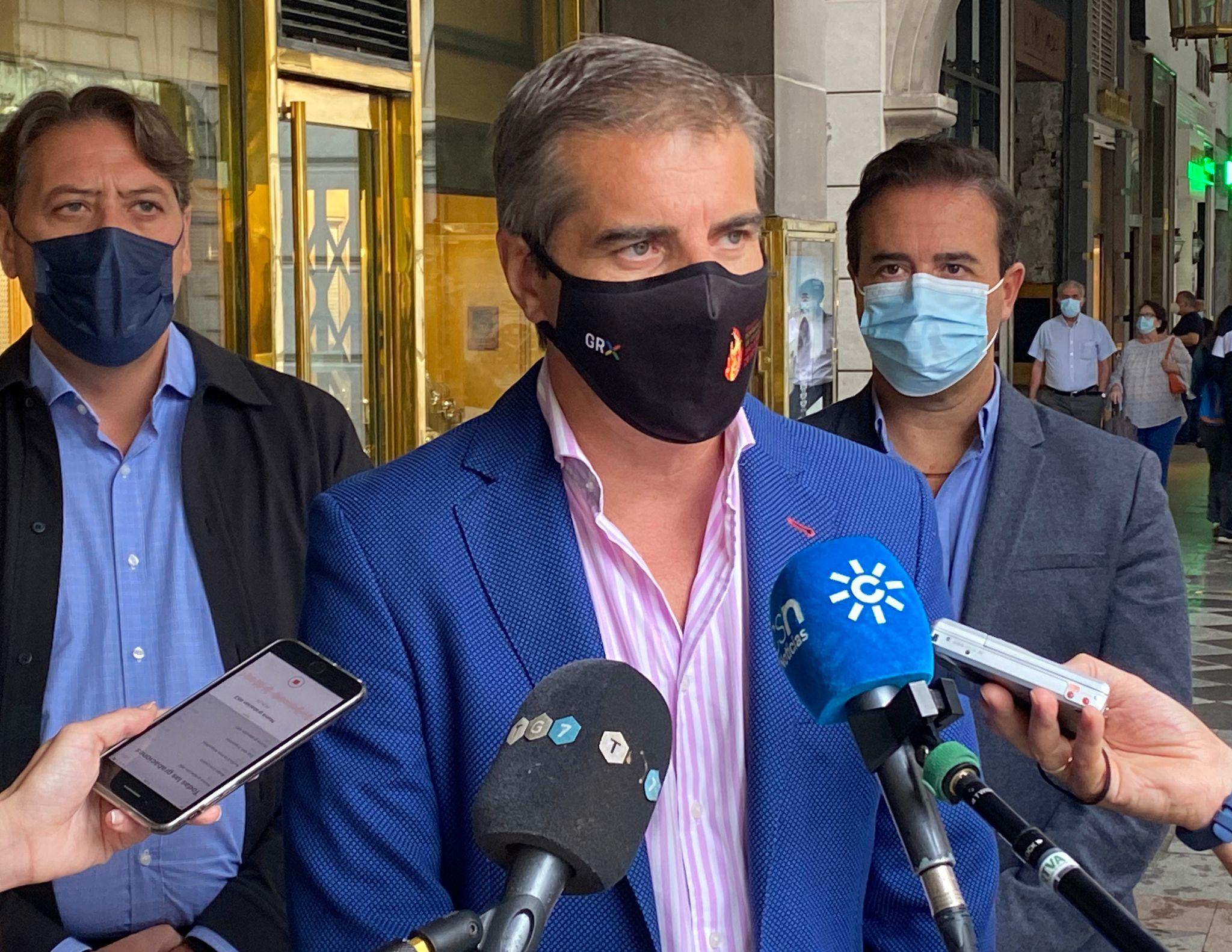 """Díaz (PP) exige al Ayuntamiento tomar medidas """"con carácter urgente"""" para solventar los ruido de la calle Ganivet"""