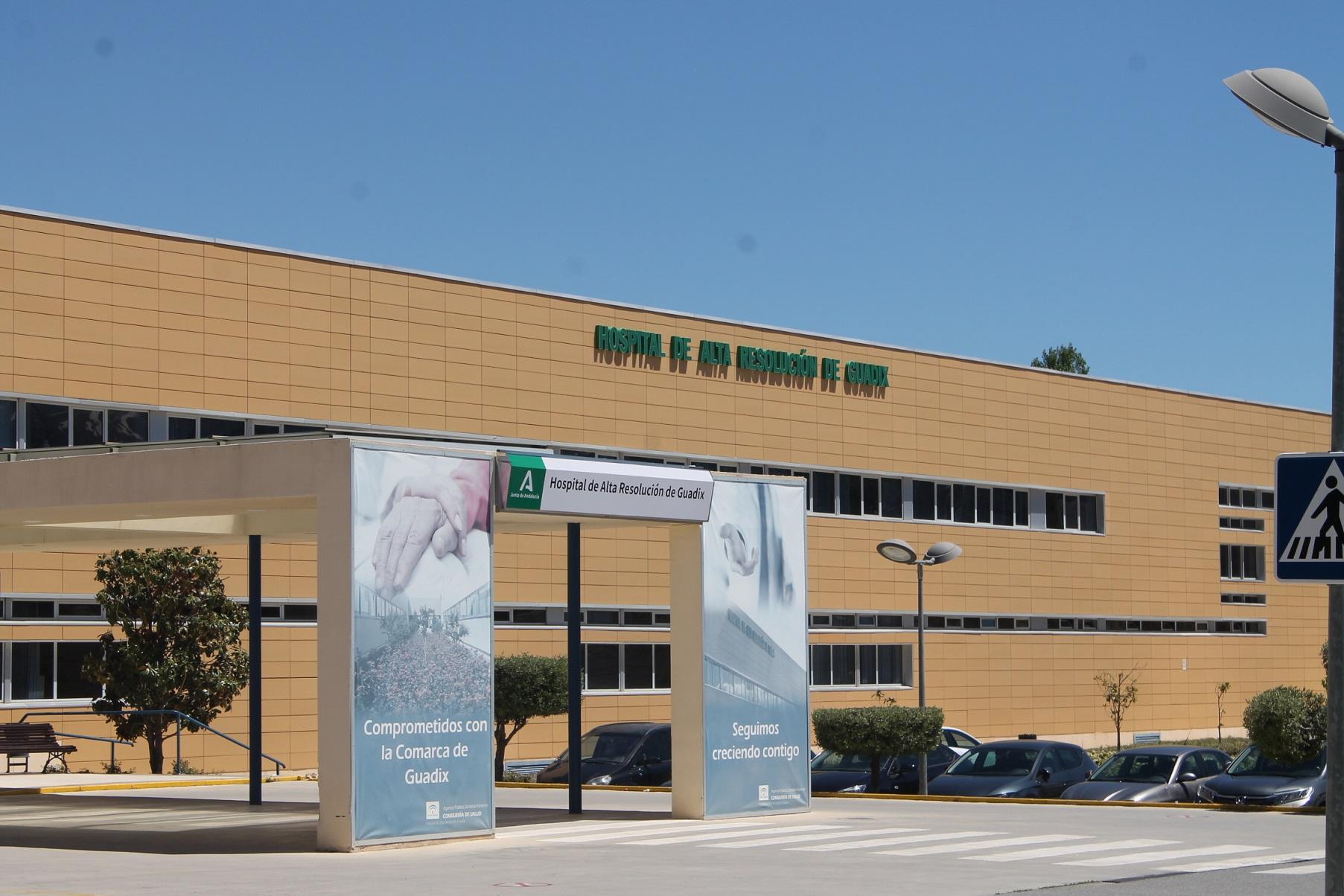 El Hospital de Guadix y dos unidades del área sanitaria Nordeste de Granada reciben la certificación de calidad de la ACSA