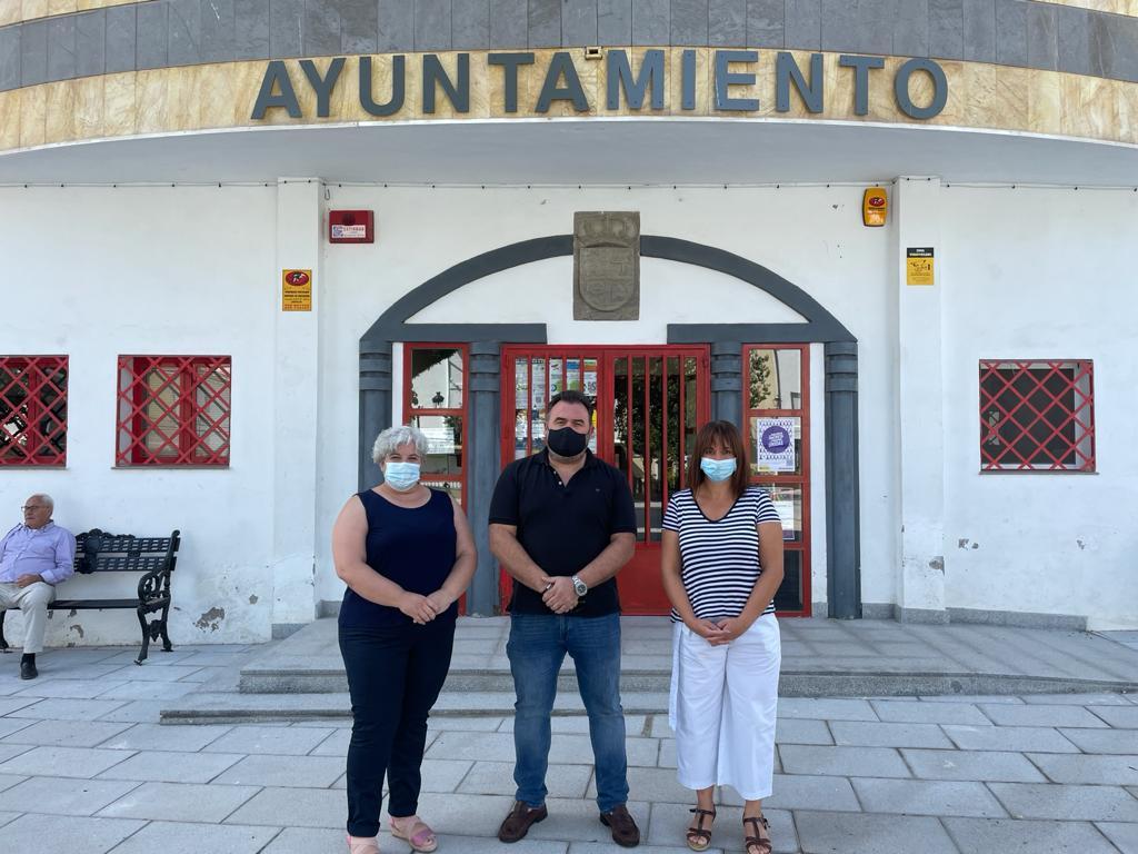Diputación impulsa con ayudas sociales la empleabilidad de personas vulnerables en Montejícar