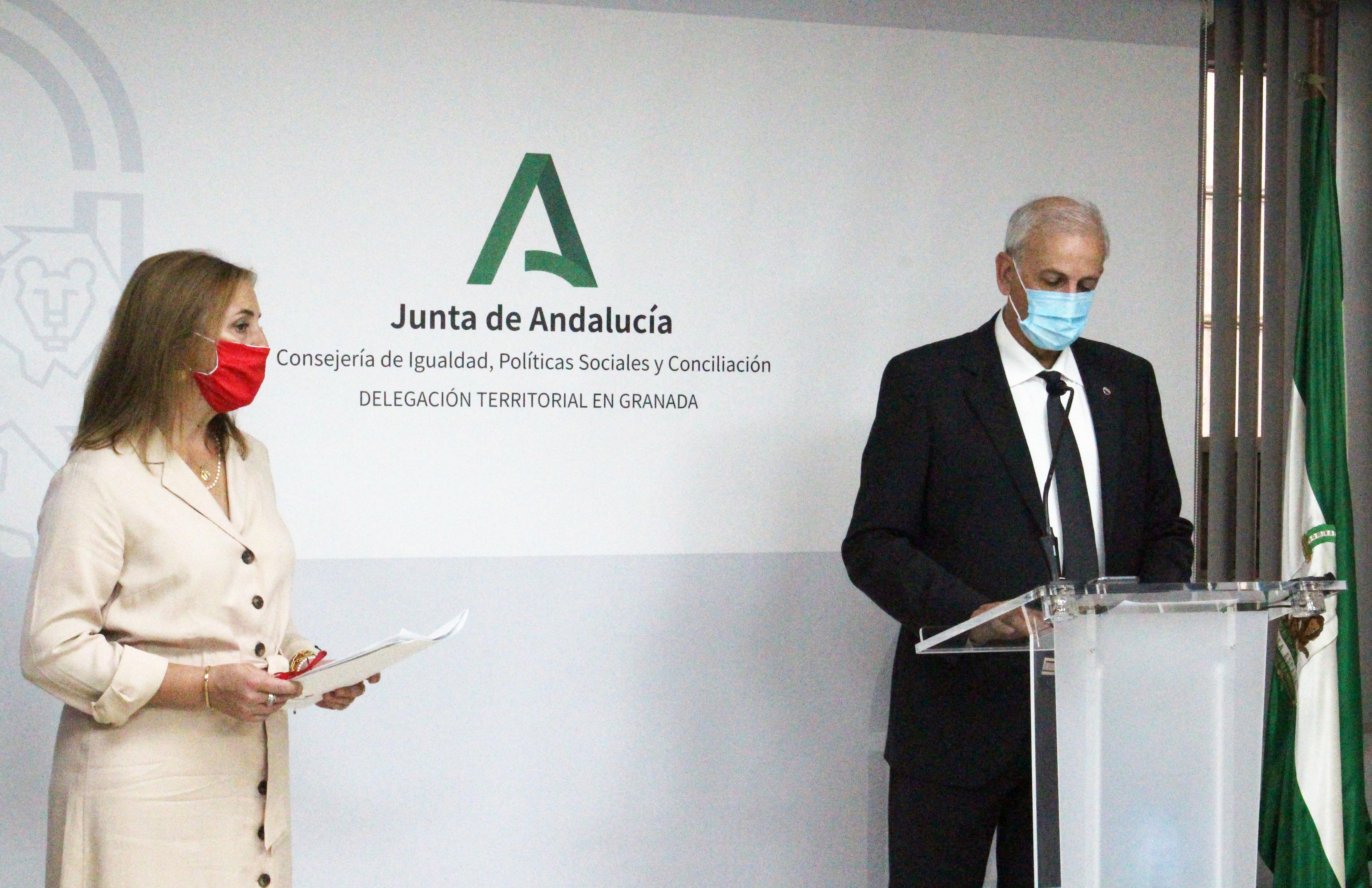 El programa de la Tarjeta Monedero de la Consejería de Igualdad ha beneficiado a más de 8.000 granadinos