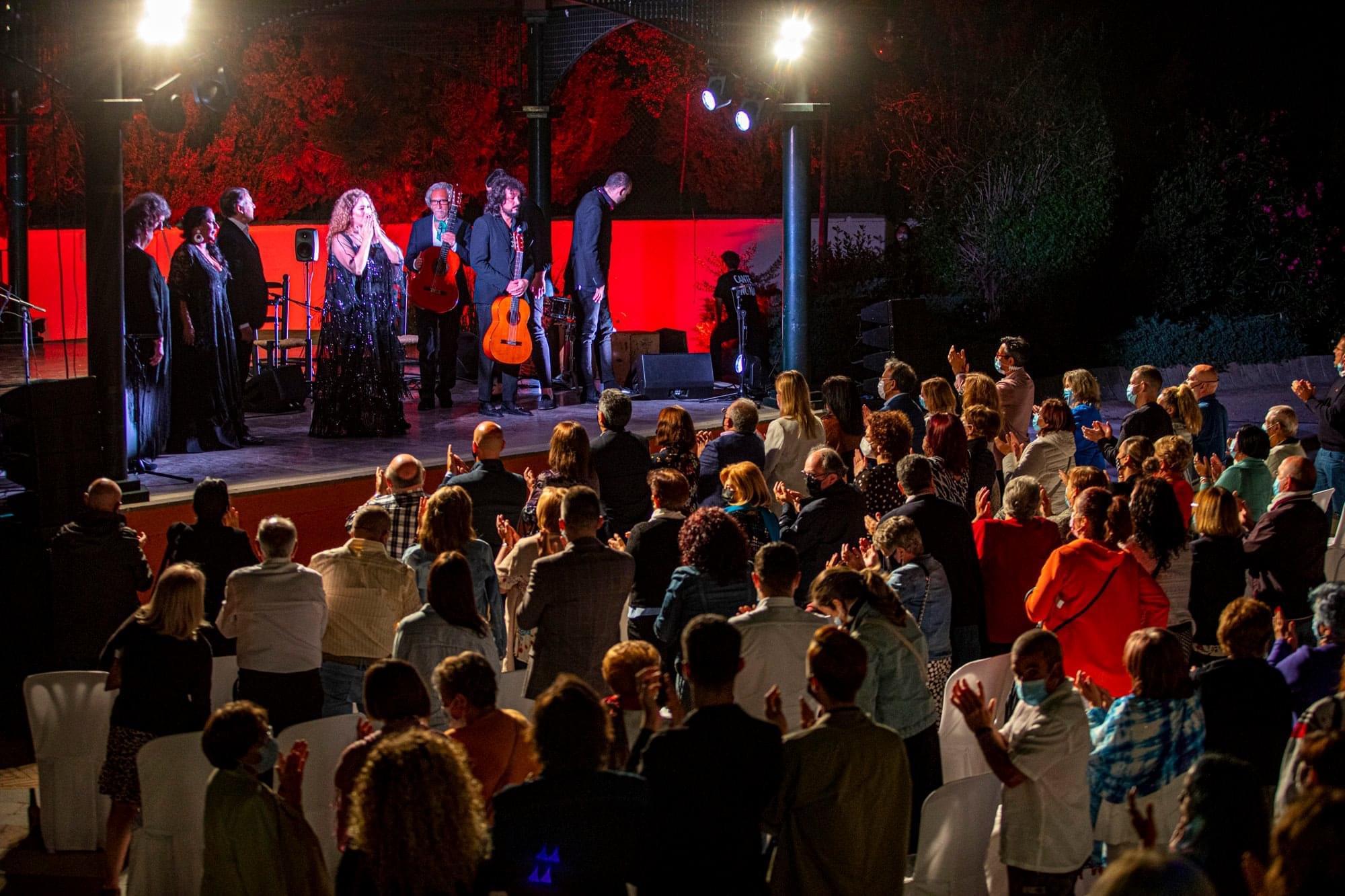 El mejor cante jondo se dará cita este sábado en el Parque de la Encina de La Zubia