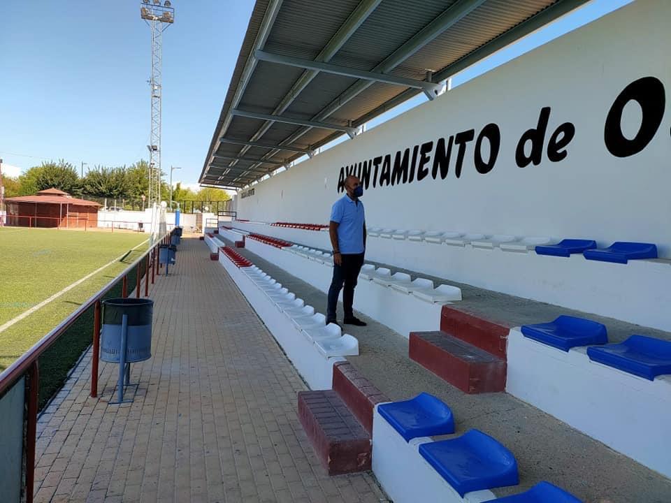 El Ayuntamiento de Otura realiza la mayor reforma de sus instalaciones deportivas en los últimos 20 años