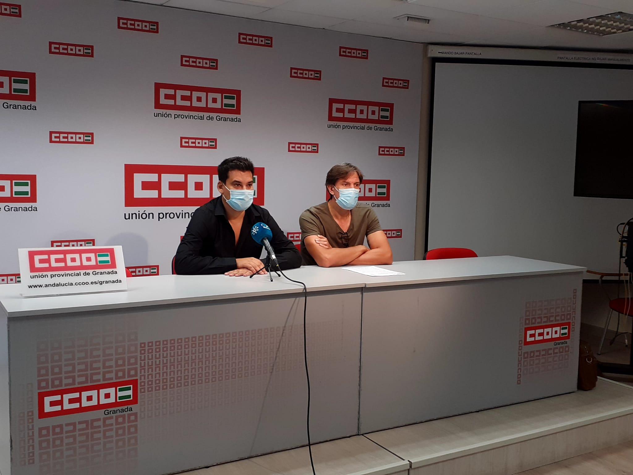 CCOO denuncia irregularidades en el proceso de negociación de los ERES de Jamones Oro