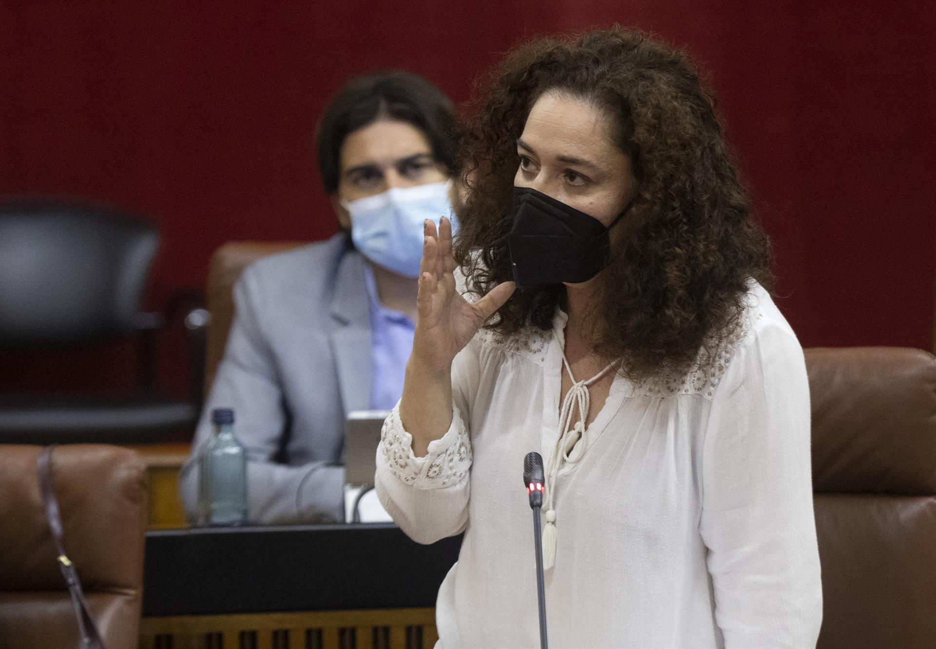 El Parlamento pide a la Junta que restablezca la presencialidad «total» en Atención Primaria con rechazo de PP y Cs