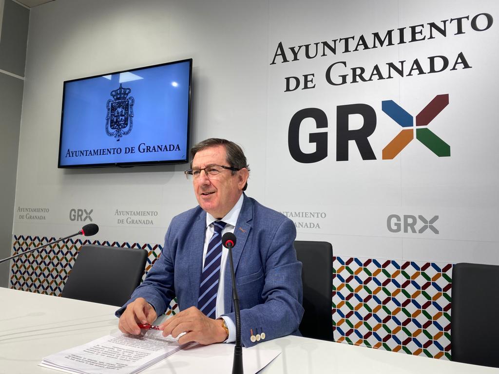 El PP exige al alcalde que reclame a Pedro Sánchez las ayudas comprometidas a Granada