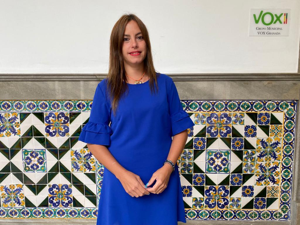 VOX muestra su oposición a que el día de Mariana Pineda sea festivo local