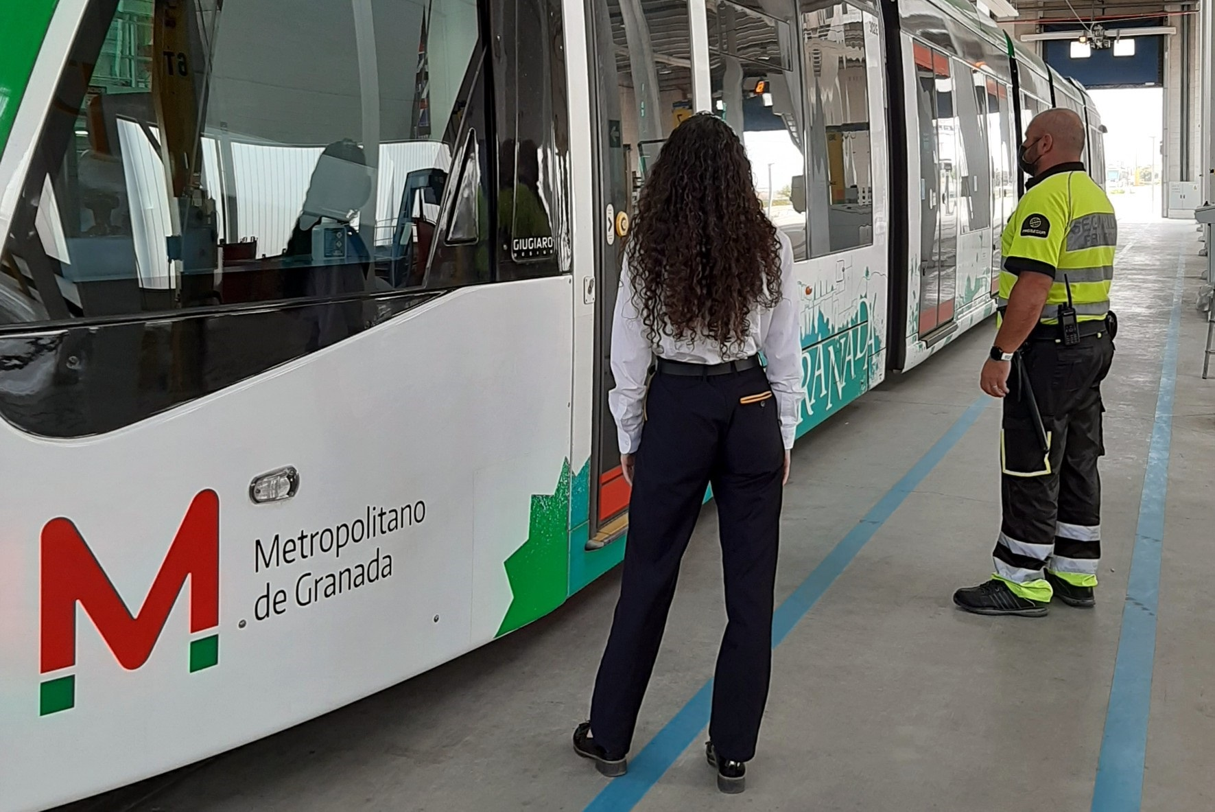 La Junta licita por 4,5 millones de euros el nuevo servicio de seguridad del Metro de Granada