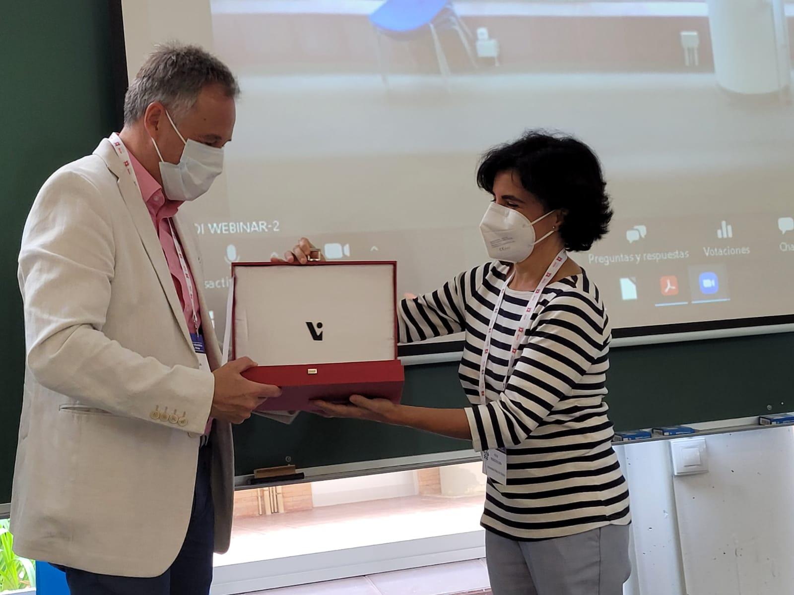La Asociación Española para la Inteligencia Artificial premia al investigador de la UGR Óscar Cordón